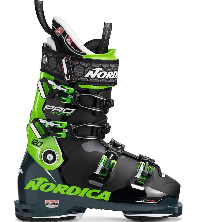 Nordica PROMACHINE 120 (GW) Black & Green