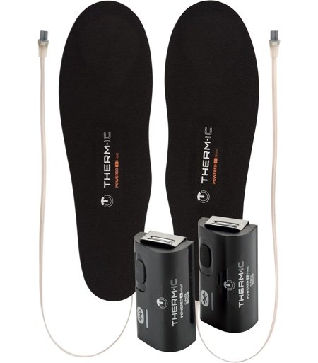 Thermic Heated Foot Beds+ Heat Controlable with App 1300B