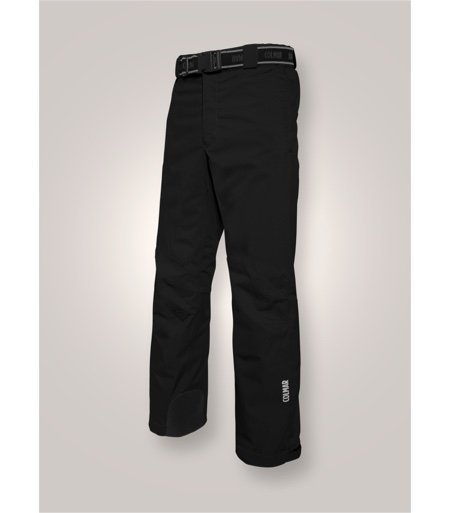 Colmar Mens Supporo Mech Stretch Black Pant