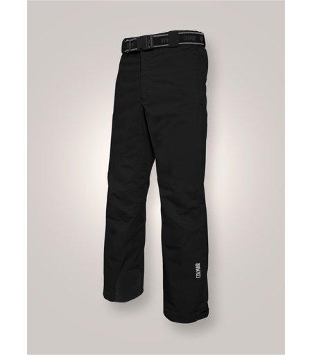 Colmar Mens Supporo Mech Stretch Black Pant