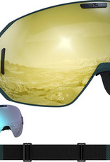 Salomon S/MAX Green Gable + 1 Xtra Lens