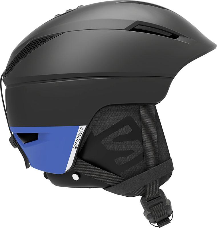 Salomon MEN PIONEER X BLACK/Race Blue