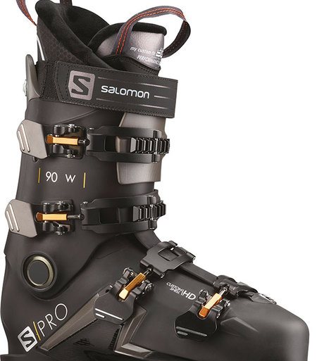 Salomon WOMEN S/PRO 90 W Black/Belluga
