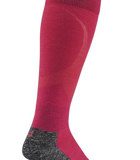Wigwam Moarri Ultralight Bright Rose Ski Socks