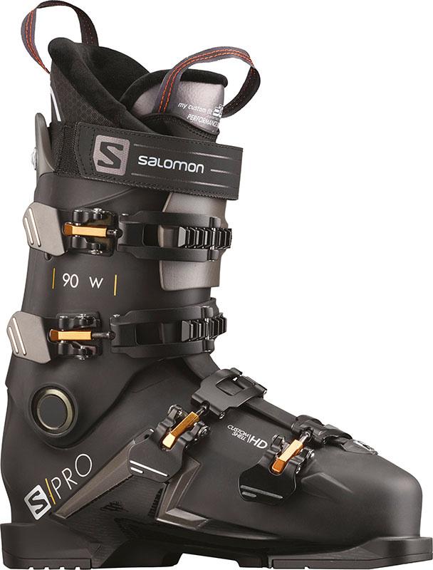 Salomon WOMEN S/PRO 90 W Black/Belluga