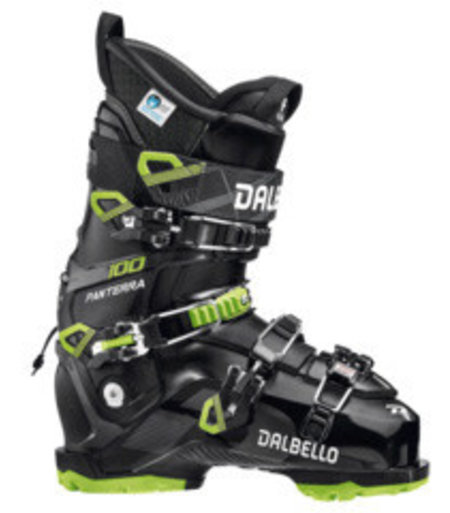 Dalbello PANTERRA 100 GW MS Black/Lime