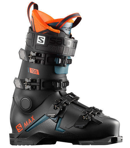 Salomon S/MAX 120 Black & Orange
