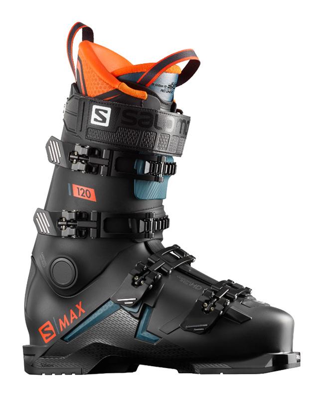 Salomon S/MAX 120 Black & Orange