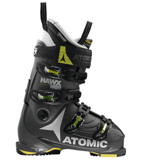 Atomic HAWX PRIME 120: Anthracite / Black / Lime