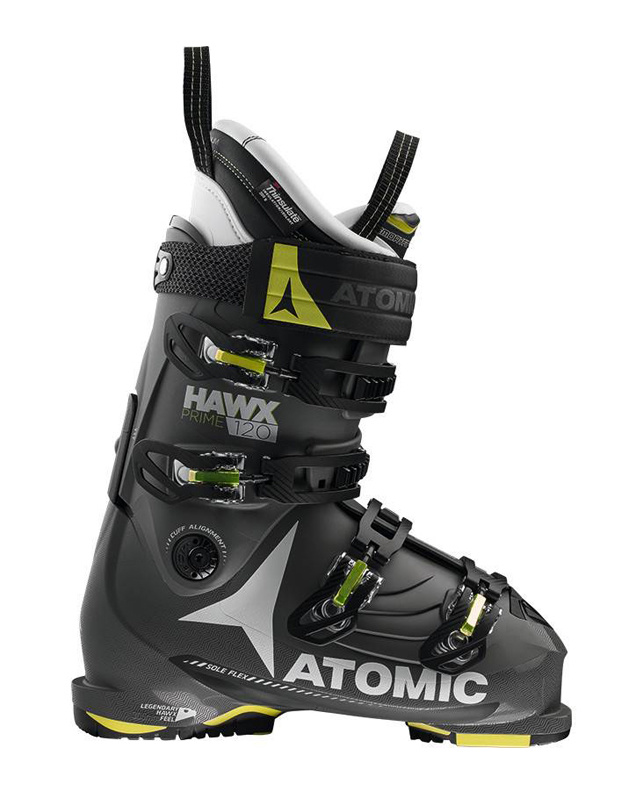 Atomic HAWX PRIME 120: Anthracite / Black / Lime