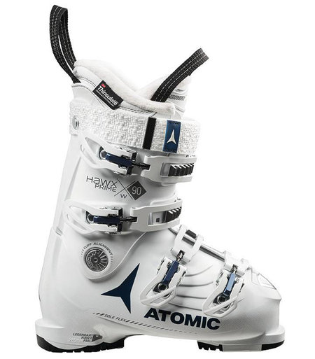 Atomic HAWX PRIME 90 W: White / Dark Blue