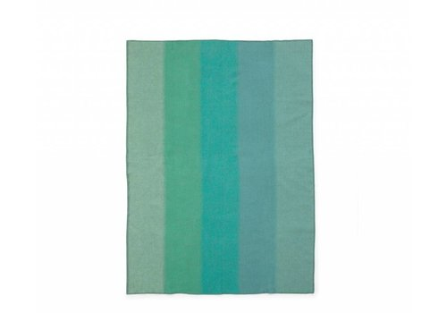 Normann Copenhagen Tint Throw Blanket - Green