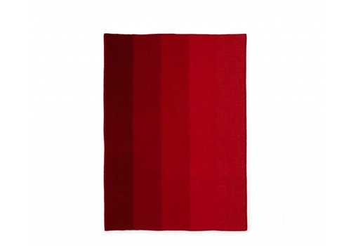 Normann Copenhagen Tint Throw Blanket - Red