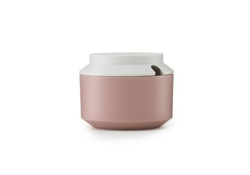 Normann Copenhagen Geo Sugar Bowl Blush/frost