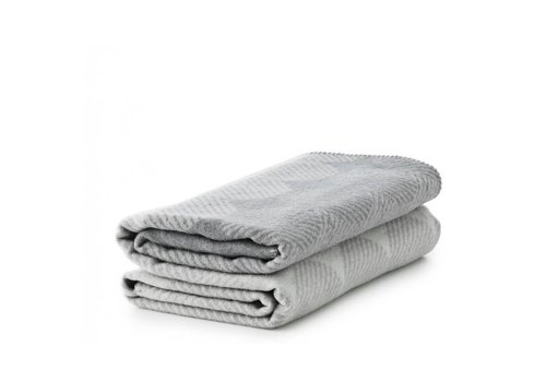 Normann Copenhagen Ekko - throw blanket - smoke/grey