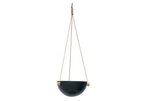 OYOY Pif Paf Puf - Dark Grey - 1 bowl - Ø20x65cm