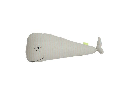 OYOY Cotton knit Animal - Whale 'Moby'