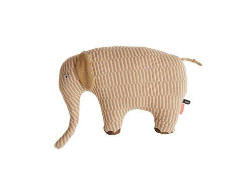 OYOY Cotton knit Animal - Elephant 'Dumbo'