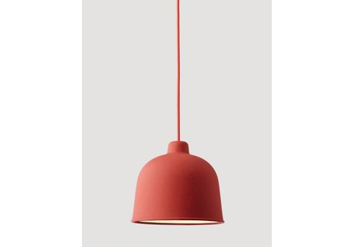 MUUTO Grain - Pendant Lamp - Dusty Red