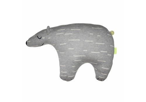 OYOY Cotton knit Animal - Polar Bear 'Knut'