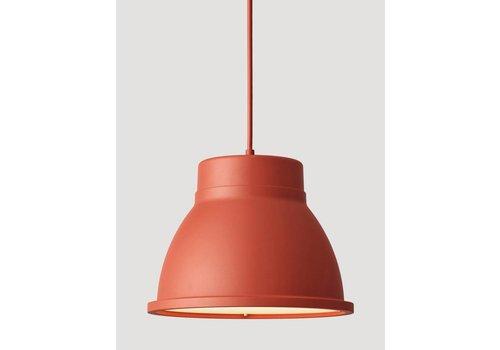 MUUTO Studio - Pendant Lamp - Dusty Red