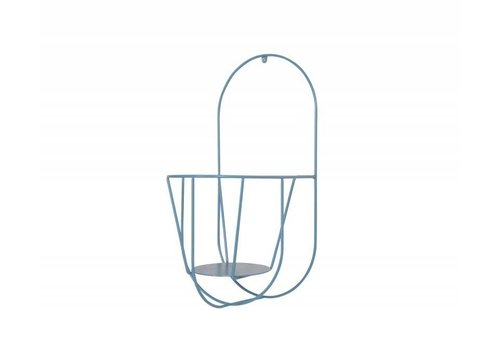 OK Design Cibele - Wall - Pigeon Blue - L