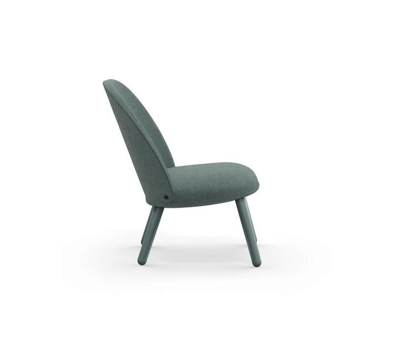 Sensational Normann Copenhagen Ace Lounge Chair Nist Lake Bleu Camellatalisay Diy Chair Ideas Camellatalisaycom