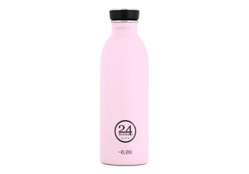 24 Bottles Urban Bottle - 0.5L - Candy Pink