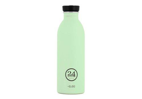 24 Bottles Urban Bottle - 0.5L - Pistachio Green