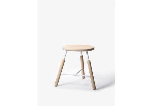 &Tradition NA3 - stool - natural oak - H45cm