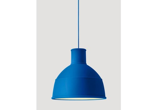 MUUTO Unfold - Pendant Lamp - Blue