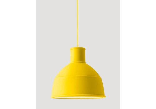 MUUTO Unfold - Pendant Lamp - Yellow
