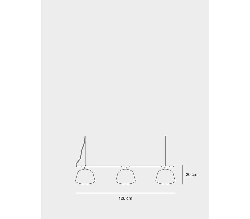 Ambit - Rail Lamp - Grey