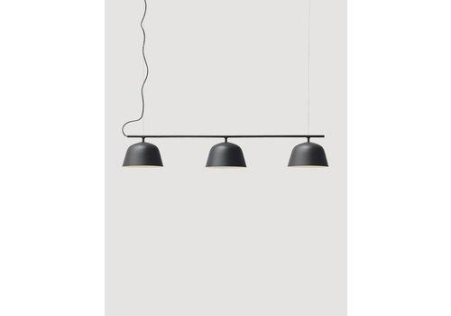MUUTO Ambit - Rail Lamp - Black