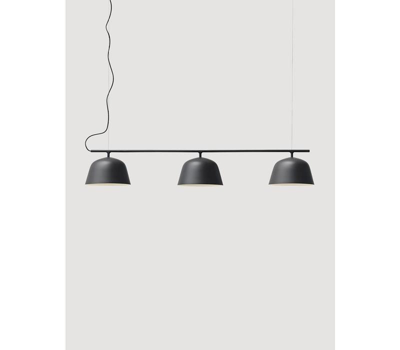 Ambit - Rail Lamp - Black
