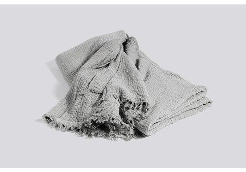 HAY Crinkle bedspread - Grey