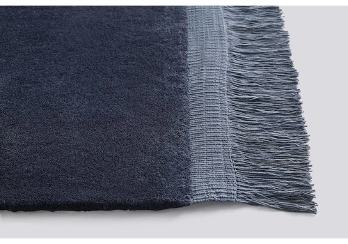HAY Raw Rug - Midnight Blue - 300x200cm