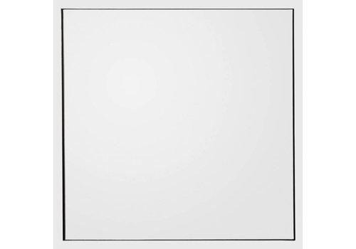 AYTM Quadro - Square wall mirror - Black