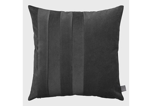 Sanati - Velvet cushion - Black
