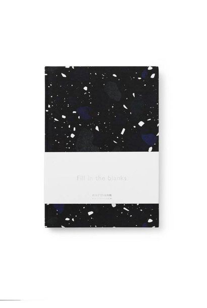 Daily fiction - Notebook - Space Stone Dark - Small