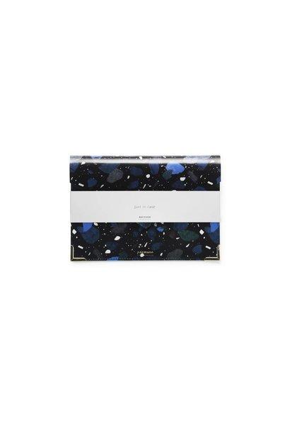 Daily fiction - Envelope Folder - Space Stone Dark - Large