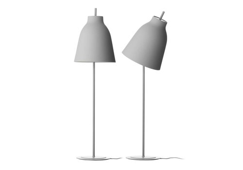 Lightyears Caravaggio - floorlamp - mat - grey 25 - excl. bulb