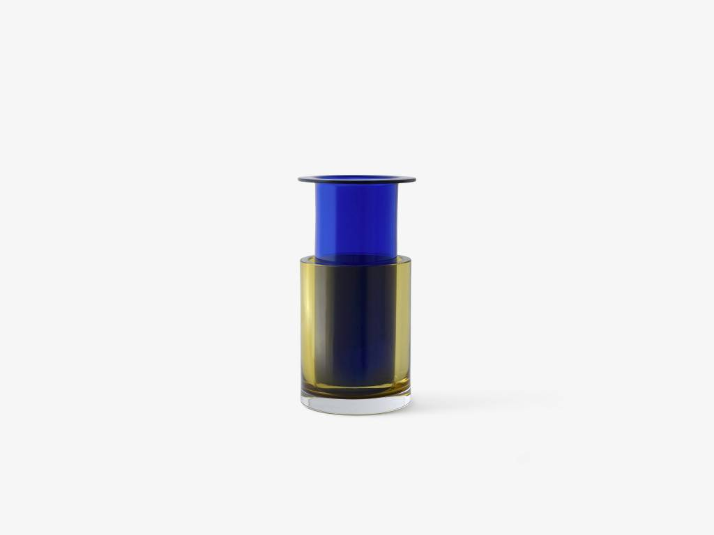 Tricolore vase-2