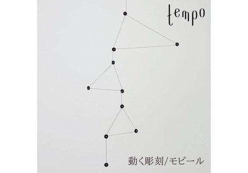 Tempo - mobile - constellation black