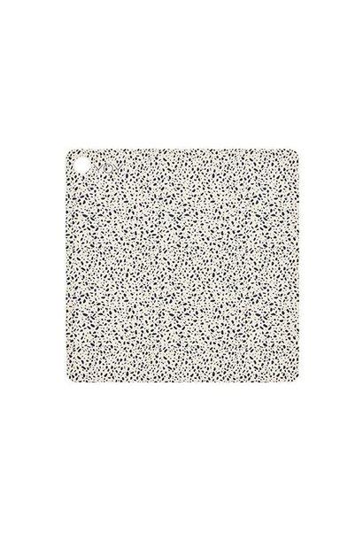 Placemats 38 x 38 - square - terrazzo - 2 pcs