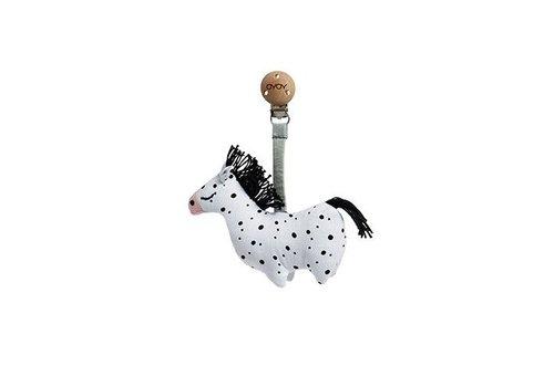 OYOY Baby Carrier Clip - Horse