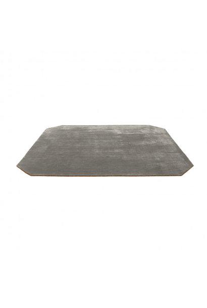 The Moor Rug - AP8 - Grey Moss - 300 x 300 cm