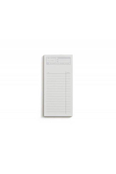 Notepad - To-Do - Kartotek