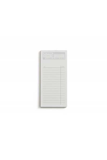 Notepad - To-Do