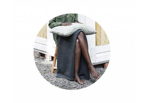 Blanket - Aiza - antracite